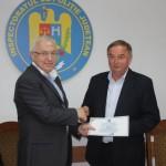 Șeful Poliției Blaj, comisarul șef Ioan Oneț s-a pensioant
