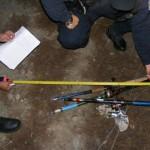 Un bărbat a rămas fără undiță după ce a fost surprins la pescuit pa Târnava Mare de către polițiștii din Blaj