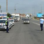Jumătate din autovehiculele verificate de polițiștii din Blaj prezentau defecţiuni tehnice