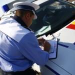Bărbat de 70 de ani din Blaj, surprins de polițiștii rutieri la volanul unui autoturism cu numere false de înmatriculare