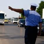 Tânăr de 23 de ani din Bucerdea Grânoasă prins de polițiști conducând un autoturism neînmatriculat fără a poseda permis de conducere