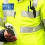 Dosar penal pentru un bărbat de 41 de ani din Crăciunelu de Jos, după ce a fost surprins conducând beat și fără permis pe raza comunei