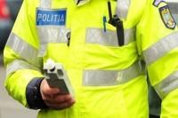 Șofer de 50 de ani din Blaj depistat de polițiștii rutieri cu o alcoolemie de 1,10 mg/l alcool pur în aerul expirat