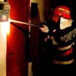 Femeie cu probleme de sănătate salvată de intervenția pompierilor militari din Blaj