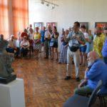 Expoziție de excepție semnată de patru artiști plastici din Grecia, la Blaj