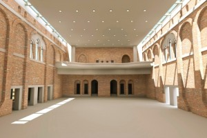reabilitare palat cultural blaj
