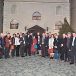 Rectori, secretari de stat şi foşti miniştri au vizitat cramele Jidvei