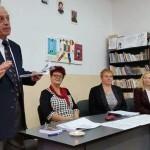 """Reflecţii despre Holocaust, la Şcoala """"Toma Cocişiu"""" din Blaj"""
