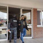"""Doi bărbați din București, bănuiți de înșelăciune prin metoda """"ACCIDENTUL"""", reținuți de polițiștii din Blaj"""