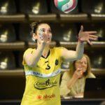 Internaţionala Roxana Bacşiş a lăsat Franţa pentru a semna cu Volei Alba Blaj