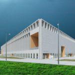 Proiectarea Sălii Polivalente care va fi construită la Blaj a fost încheiată. Urmează licitaţia de contractare a constructorului