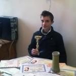 Elevul Sergiu Megiesan din Blaj obtinut premiul de excelenta la concursuli nterjudetean viitorii matematicieni