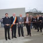 Astăzi a fost inaugurată noua stație de epurare de la Blaj care va deservi peste 25.000 de locuitori