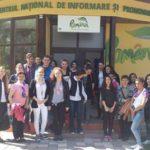 """Elevii Liceului Tehnologic """"Ștefan Manciulea"""" au participat la cursuri de prim-ajutor și au vizitat Centrul de promovare și informare turistică a orașului Blaj"""