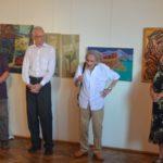 """Peste 40 de lucrări de artă au fost realizate în cadrul celei de-a XXII-a ediții a Taberei Internaţionale de Artă """"Inocenţiu Micu Klein"""" de la Blaj"""