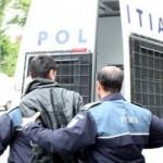 Ieri la Blaj un tânăr recent eliberat din penitenciar a fost reținut de poliție după ce și-a bătut concubina