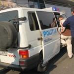 Un tânăr din Blaj a fost ridicat de pe stradă de polițiști și dus direct la Penitenciarul Aiud