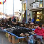 Câteva mii de persoane au fost prezente ieri la tradiționalul Târg al Căciulilor, de la Blaj