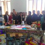 """Târgul liceelor și meseriilor, organizat pentru elevii de gimnaziu, la Colegiul Național """"Inochentie Micu Clain"""" din Blaj"""