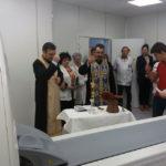 După 7 luni de așteptare a avizelor, astăzi a fost inaugurat computerul tomograf de la Spitalul Municipal din Blaj