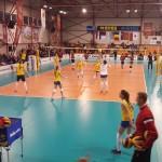 Calificare fără griji în semifinale, pentru al doilea an consecutiv: Volei Alba Blaj – CSM Lugoj 3-0