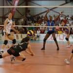 Campioana a ratat primul obiectiv al sezonului: Volei Alba Blaj – CSM Târgovişte 2-3