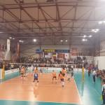 Campioana rămîne invincibilă: Volei Blaj – CSM Târgovişte 3-1