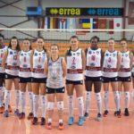 Campioana, la a treia victorie consecutivă: Dinamo București – Volei Alba Blaj 0-3