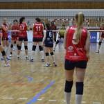 Volei Alba Blaj a pierdut cu Dinamo Bucureşti și a ratat calificarea în finala Cupei României