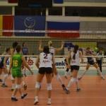 Campioana României n-a rezistat în fața rusoaicelor: Volei Alba Blaj – Dinamo Moscova 0-3