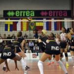 """Derby-ul """"orgoliilor"""" adjudecat fără emoții, de către campioană: Volei Alba Blaj – Dinamo București 3-0"""