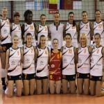 """Echipa din """"Mica Romă"""" a cucerit medaliile de bronz: Medicina Tg. Mureş – Volei Alba-Blaj 1-3"""