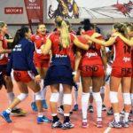 Victorie imensă, împotriva deținătoarei Cupei CEV: Dinamo Krasnodar – Volei Alba Blaj 0-3