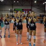 Campioana rămâne invincibilă și după derby: CSM Tîrgoviște – Volei Alba Blaj 0-3