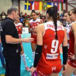 Volei Alba Blaj s-a calificat în finala Cupei României: Volei Alba Blaj – CSM Tîrgoviște 3-1