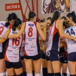 Un nou derby ratat: CSM Târgovişte – Volei Alba-Blaj 3-0