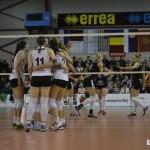 """Echipa din """"Mica Romă"""" a făcut un pas mare spre un nou titlu: Ştiinţa Bacău – Volei Alba Blaj 0-3"""