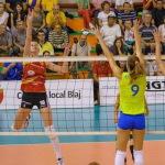 """Victorie categorică în ultimul meci de la """"Cupa Blajului"""": Volei Alba Blaj – Medicina Tg. Mureş 3-0"""