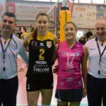 """Echipa din """"Mica Romă"""" a ratat și ultima șansă la titlu: Volei Alba Blaj – CSM București 0-3"""