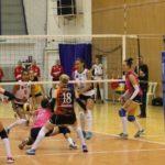 CSM București a reușit să se impună, din nou, în fața Volei Alba Blaj și în finala Cupei României