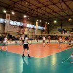 Campioana defiliează în Divizia A1: Volei Alba Blaj – Penicilina Iaşi 3-0