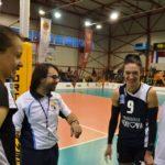 Formalitate pentru campioană: Volei Alba Blaj – SCMU Craiova 3-0