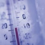 În această dimineață la Blaj s-a înregistrat cea mai scazută temperatură din județul Alba