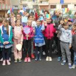 """Ziua Europei, sărbătorită la Şcoala Gimnazială """"Toma Cocişiu"""" din Blaj"""